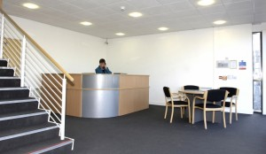 M50 Web Store - Modern Offices
