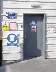 M50 Web Store - Secure Storage & Despatch Facility