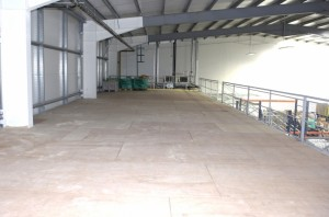 Self Contained Secure Storage Area M50 Webstore