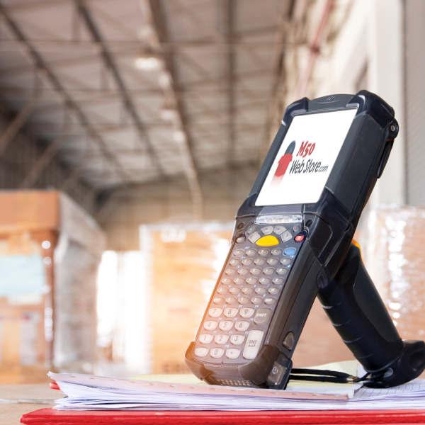 Drop shipping scanner M50 Webstore
